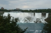 American Falls & Bridal Veil Falls (right), Niagara Falls, Canadian side