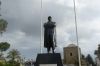 Statue of Ataturk in from of the Kyrenia Gate, North Nicosia (Lefkoşa) CY