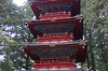 Five Story Pagoda at the Toshogu Shrine, Nikko, Japan