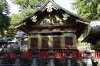Three Store Houses, Toshogu Shrine, Nikko, Japan