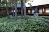 Courtyard, Nikko Tamozawa Imperial Villa, Japan