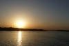 Cruising the Nile - sunset