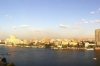 Cairo on the Nile from the Sofitel El Gezirah