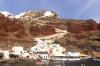 Marian at Oia, Santorini