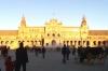 Plaza de Espaňa, in Maria Luisa Park, built for 1929 Ibero-American exhibition, Seville ES
