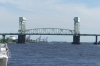 Cape Fear Memorial Bridge, Wilmington NC