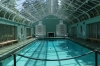 Swimming pool, Reynolda House, Winston-Salem NC