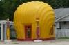 Original style, Shell Service Station, Winston-Salem NC