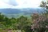View of Funnel Top from the Blue Ridge Parkway NC