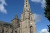 The Tréguier Cathedral (Cathédrale Saint-Tugdual de Tréguier)