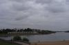 The 'beach' in Novgorod on the Volkhov River RU