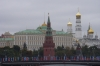 Kremlin from the Old Stone Bridge. Moscow RU
