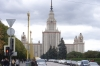 One of the 'The Seven Sisters', seven, cathedral-like structures built by Stalin. Moscow RU