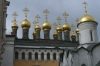 Church of many domes in the Kremlin. Moscow RU