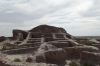 Toprak Qala fortress of Khorezm Kings 3C & 4C, between Khiva & Nukus UZ
