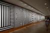 Sol Lewitt Wall Drawing #370. The Met, Metropolitan Museum of Art, New York