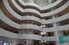 Inside the Guggenheim Museum, New York