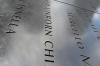 Remembering an unborn child. 9/11 Memorial Site
