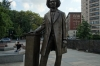 Frederick Douglass, abolitionist, freedom fighter. Harelm, New York