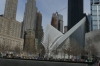 9/11 Memorial and Oracle at the World Trade Centre, New York US