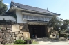 Akazu-no-mon (Unopened Gate), Okayama Castle, Japan