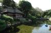 Tea house, Korakuen Gardens, Okayama, Japan