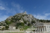 Church of St George and the Land Fort, Old Fortress, Corfu GR
