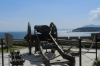 Cannon (1735) in the Old Fortress, Corfu GR