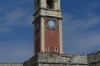 British Clock Tower in the Old Fortress, Corfu GR