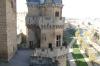 Palacio Nuevo - Three Crowns Tower from the Cistern Tower