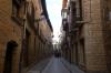 Ancient street Rua Mayor, Olite