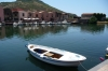 Bosa, once famous for its tanneries, Sardinia IT