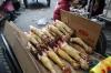 Beef legs. Osh Market
