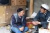 Telling tales. Osh Market