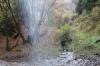 Behind the waterfall near Kojo-Kelen KG