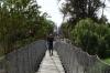 Swing Bridge of Oudtshoorn, South Africa