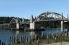 Siuslaw River Bridge, Florence, OR