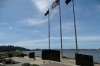 Veteran's Memorial at Coos Bay, OR