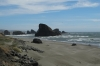 Pacific Coastline around Pistol River, OR