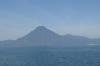 Lago de Atitlan in morning light