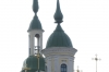 Orthodox Church spires, Pärnu EE