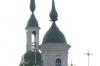Orthodox Church spires, Pärnu EE