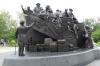 Monument to the Irish immigrants of mid-19 century, Philadelphia