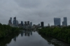 Philadelphia skyline from the Schuylkill River