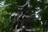 North Carolina Memorial by Gutzon Borglum on Seminary Ridge, Gettysburg PA