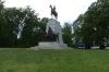 Gen Robert E Lee mounted on Traveller, Virginia Memorial on Seminary Ridge, Gettysburg PA
