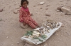 Petra - little girl selling native onions