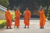 Monks at the Royal Palace