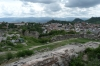 View from the Thracian Settlement, Nebet Tepe (Hill), Plovdiv