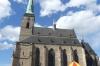 St Bartholemew's Cathedral, Republic Square, Pilsen CZ